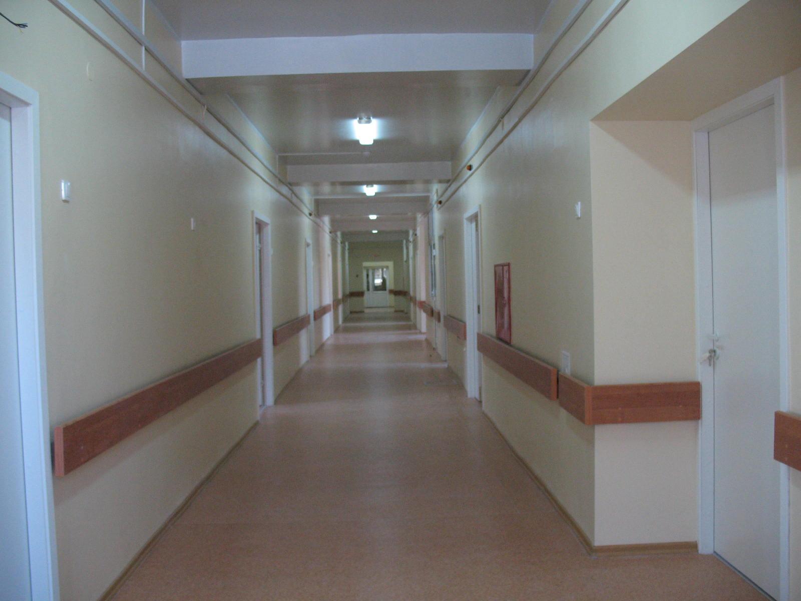 1-ая больница:
